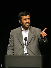 The Anti-Ahmadinejad: Coming to America