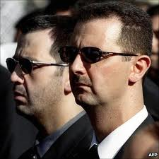 Don Bashar: The Dictator as Mafioso