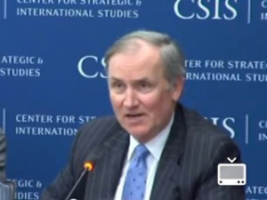 CSIS Global Security Forum: Do Nuclear Weapons or Interest Rates Better Define National Power?