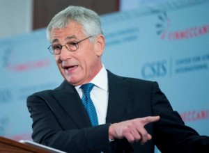 "CSIS Forum: Defense Secretary Hagel: Sequester ""Irresponsible"" but New Normal"