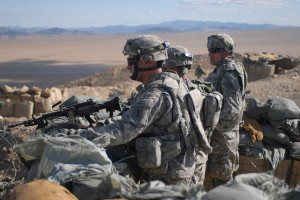Capitol Defense: Washington's Political Paralysis is Endangering Soldiers' Lives