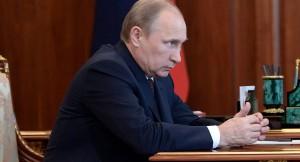 Containing Putin's Fire