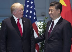Passing the Torch: In China Trump Confronts an Emerging Superpower