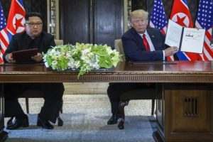 Trump's Astonishing Giveaway to Kim Jong Un and North Korea