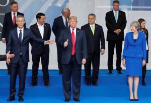 Trump's NATO Summit Performance Plays Into Putin's Hands