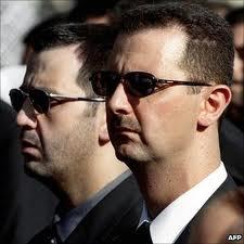 Don Bashar: The Dictator as Mafioso