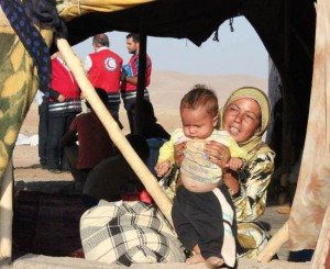 By the Numbers: Syrian Refugees