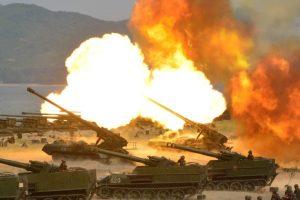 President Trump vs North Korean Strongman Kim Jong Un: A 'Slow Motion Cuban Missile Crisis'
