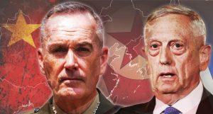 Defensive Diplomacy: Trump's Generals Try to Reassure Asian Allies