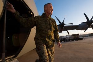 Exclusive Interview: Gen Joe Dunford, Chairman of the Joint Chiefs of Staff